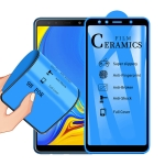 2.5D Full Glue Full Cover Ceramics Film for Galaxy A7 (2018)