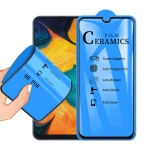 2.5D Full Glue Full Cover Ceramics Film for Galaxy A20 / A30 / A50 / M30