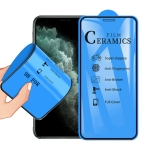2.5D Full Glue Full Cover Ceramics Film for iPhone X / XS / 11 Pro