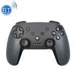 Wireless Bluetooth Game Controller Gamepad for Switch Pro, Support Turbo Function (Black)