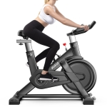Household Smart Ultra-quiet Spinning Bicycle Indoor Fitness Equipment