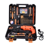 STT-044J Multifunction Household 44-Piece Household Level Power Drill Toolbox Set