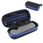PULUZ Portable Mini Diamond Texture PU Leather Storage Case Bag for DJI Osmo Pocket Gimbal