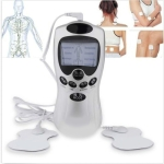 Digital LCD Meridian Therapy Machine Acupuncture Pulse Muscle Massager