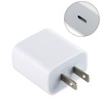18W Type-C / USB-C Power Adapter, US Plug