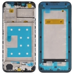 Front Housing LCD Frame Bezel Plate for Huawei Honor 8S (Black)