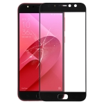 Front Screen Outer Glass Lens for Asus ZenFone 4 Selfie Pro ZD552KL / Z01MD / Z01MDA (Black)
