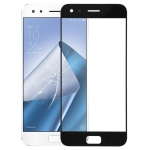 Front Screen Outer Glass Lens for Asus ZenFone 4 Pro ZS551KL / Z01GD (Black)