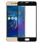 Front Screen Outer Glass Lens for Asus ZenFone 4 Max ZB500TL X00KD (Black)