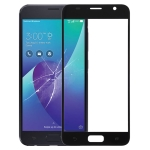 Front Screen Outer Glass Lens for Asus Zenfone V V520KL (Black)