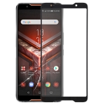 Front Screen Outer Glass Lens for Asus ROG Phone / ZS600KL (Black)