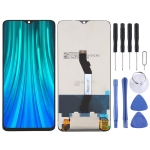 LCD Screen and Digitizer Full Assembly for Xiaomi Redmi Note 8 Pro (Black)