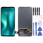 LCD Screen and Digitizer Full Assembly for Meizu 16S Pro (Black)