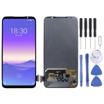 LCD Screen and Digitizer Full Assembly for Meizu 16XS (Black)