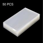 50 PCS OCA Optically Clear Adhesive for Xiaomi Redmi Note 7 Pro / Redmi Note 7