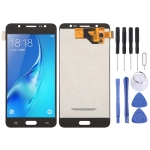 TFT Material LCD Screen and Digitizer Full Assembly for Galaxy J5 (2016) J510F, J510FN, J510G, J510Y, J510M(Black)