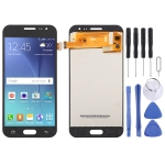 TFT Material LCD Screen and Digitizer Full Assembly for Galaxy J2 (2015) / J200F / J200Y / J200G / J200H / J200GU(Black)