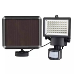 Outdoor Solar Sensor Security Flood Light Spot Lamp Energy Saving Solar Lights 60 LEDs