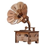 Creative Retro Nostalgic Phonograph Music Box Music Box Model Ornaments