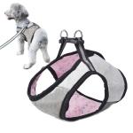 2 PCS Pet Vest Chest Straps Dog Leash(L)