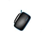 DOBE TYD-055 3 in 1 Protective Kit Storage Bag EVA Hard Case for NEW 2DSLL Game Console(Black )