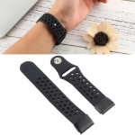 Smart Watch Silicone Wrist Strap Watchband for Garmin Fenix 5X (Black)