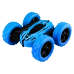 C2 2.4Ghz Double-sided Body Design RC Car Remote Control Vehicle Toy (Blue)