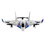 JJR/C M02 2.4Ghz Brushless Multi-function Aerobatic Vehicle Remote Control Aircraft (Blue)