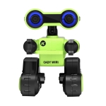 JJR/C R13 2.4Ghz CADY WIRI Intelligent Explored Remote Control Robot Toy (Green)