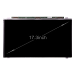 LP173WF4SPF5 17.3 inch 30 Pin High Resolution 1920 x 1080 Laptop Screens IPS TFT LCD Panels
