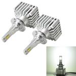 2 PCS DC12V / 35W / 5500K / 4000LM Car ED Headlight Lamps SMD-3570 Lamps for D2S D2R