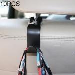 10 PCS Car Back Seat PP Hook