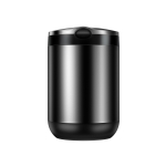 Baseus Premium Universal Portable Car Trash Rubbish Bin Ashtray(Black)