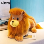 Creative Cute Simulation Party Cute Lion Doll Stuffed Animal(40cm)
