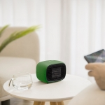 Baseus Warm Little White Fan Heater Mini Electric Heater EU Plug(Green)