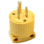 5-15P 125V Detachable Plug Adapter 15A Tripolar Power Adapter, US Plug