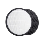 For LG PS-329CG / PS-329CS Air Purifier Replacement HEPA + Activated Carbon Filter Element