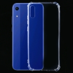 For Huawei Honor 8A Four-Corner Shockproof Ultra-Thin Transparent TPU Case