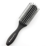 902-A Slicked-back Hair Style Comb Anti-static Curling Inner Buckle Massage Comb