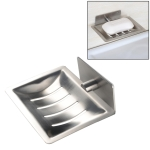Stainless Steel Soap Holder Bathroom Non-perforated Storage Rack