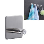 MYD-1035 Stainless Steel Hanger Bathroom Non-perforated Storage Clothes Hook
