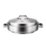 LXBF LX-YX30TZ Stainless Steel Multifunctional Steamer Cooking Pot