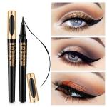 QIC Q611 Black Liquid Eyeliner 24h Long-lasting Waterproof Eye Liner