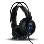 HAMTOD V2000 Colorful Luminous Stereo Wired Gaming Headset with Microphones, Cable Length: 2.1m