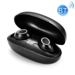 T30 Bluetooth 5.0 Wireless Bluetooth Earphone with Magnetic Charging Box, Support for Binaural HD Calls & Automatic Pairing & Siri (Black)