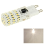 G9 3W 300LM 45 LED SMD 3014 Corn Light Bulb,  AC 110V (Warm White)