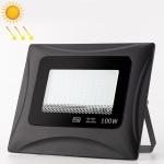 6500K Solar Lamp Outdoor Waterproof LED Floodlight, 100W