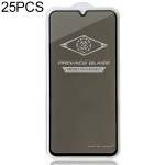 25 PCS MIETUBL For OPPO F9 / R17 Anti-glare Full Screen Tempered Glass Film (Black)