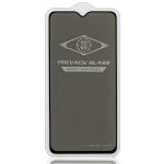 MIETUBL For Vivo Y93 Anti-glare Full Screen Tempered Glass Film (Black)