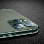 3 PCS 2.5D Back Camera Lens Tempered Glass Film for iPhone 11 Pro Max